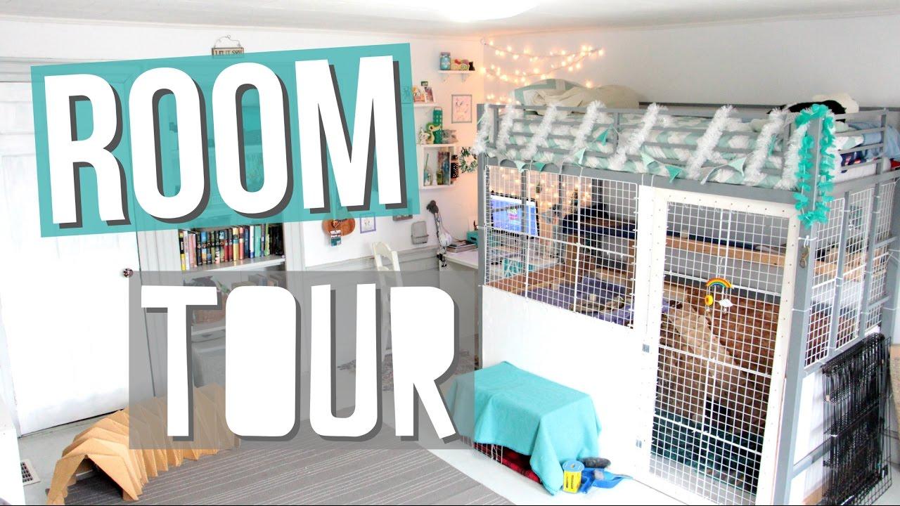 stormyrabbits room tour 2017 doovi