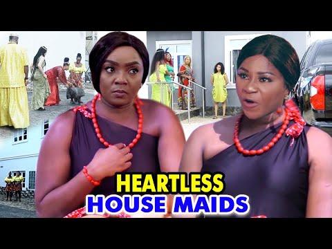 Download Heartless Housemaids -  Destiny Etiko & Chioma Chukwuka 2020 Latest Nigerian Nollywood Movie
