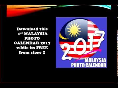 MALAYSIA CALENDAR PHOTO 2017 @ http://bit.ly/2dCULEI