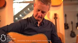 Blueridge BR 280A Acoustic Guitar Played By Stuart Ryan (Part One)