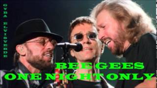 Bee Gees - You Should Be Dancing / Alone [HQ Music]