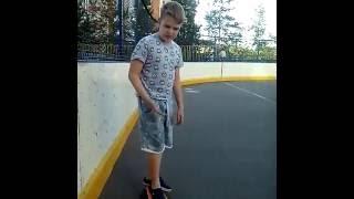 #как научится кататься на скейте (урок №1)