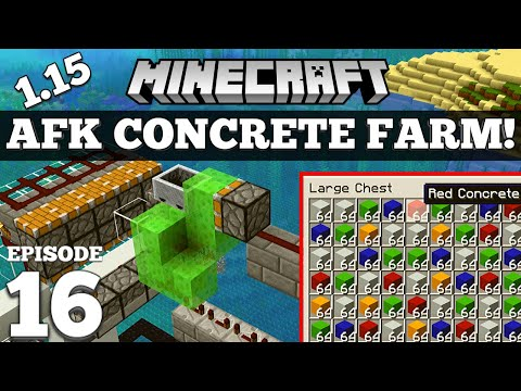 how-to-build-an-afk-concrete-farm-in-minecraft-#16