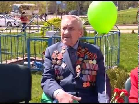 Щёлковское отделение Сбербанка России подготовило для ветеранов особый подарок