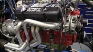 Steve Morrison's 440 Chrysler Dyno Pull | QMP Racing