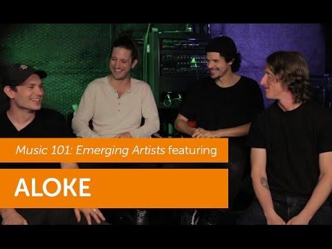ALOKE Interview | Chegg Music 101