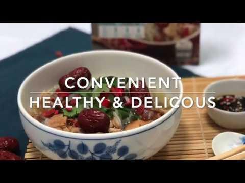 1 Min Food Craft   Xndo Herbal Chicken Noodle