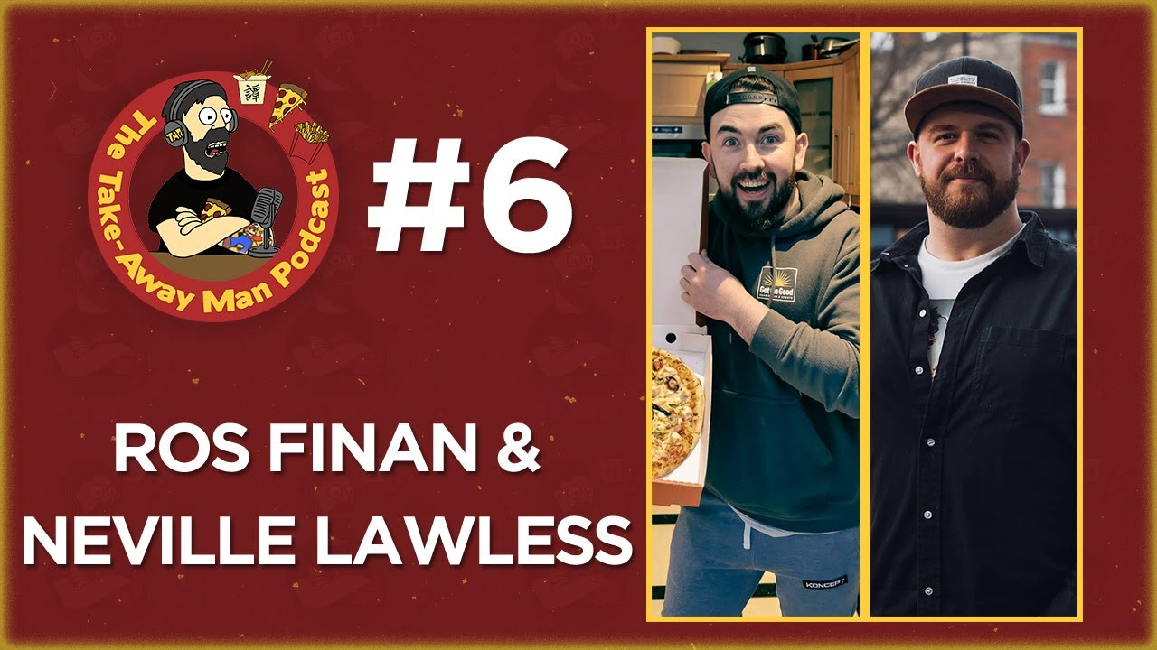 Ep.6 - Ros Finan & Neville Lawless