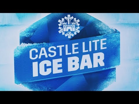 OUR EXPERIENCE AT: The Castle Lite Ice Bar 2017