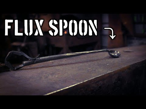 Forging a Flux Spoon