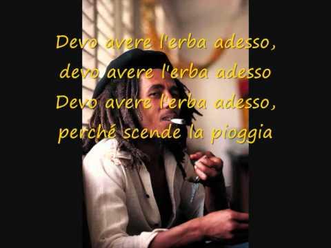 Bob Marley-Kaya (Traduzione in italiano).wmv