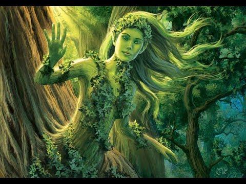 Nymphs: The Maidens of Nature (Mythology Monday)