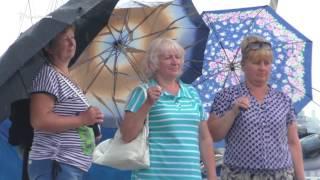 Штормовое предупреждение в Крыму: Ялта после ливня