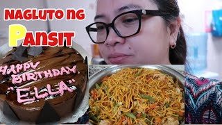How to Cook Siṁple and Easy Pansit |Ellaz Tv