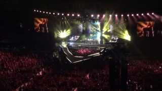 Madonna - Like a Prayer (live at Yankee Stadium, NYC, 08-06-2012) HD