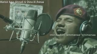 Download Video Ya Asyiqol Musthofa - Cover Kopral Marinir Agus Ahmadi & Istrinya MP3 3GP MP4