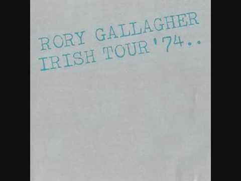 Rory Gallagher-Cradle Rock [Irish Tour 74]