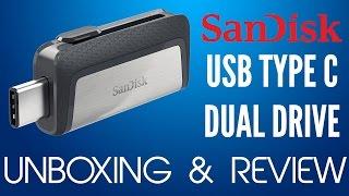 523097abb Usb flash disk SANDISK Ultra Dual 64 GB Type-C; video ...