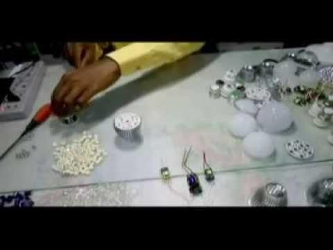 Lanka Educate LED Bulb sinhala video part 01