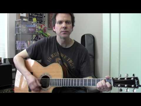 Strum lesson - Folsom Prison Blues
