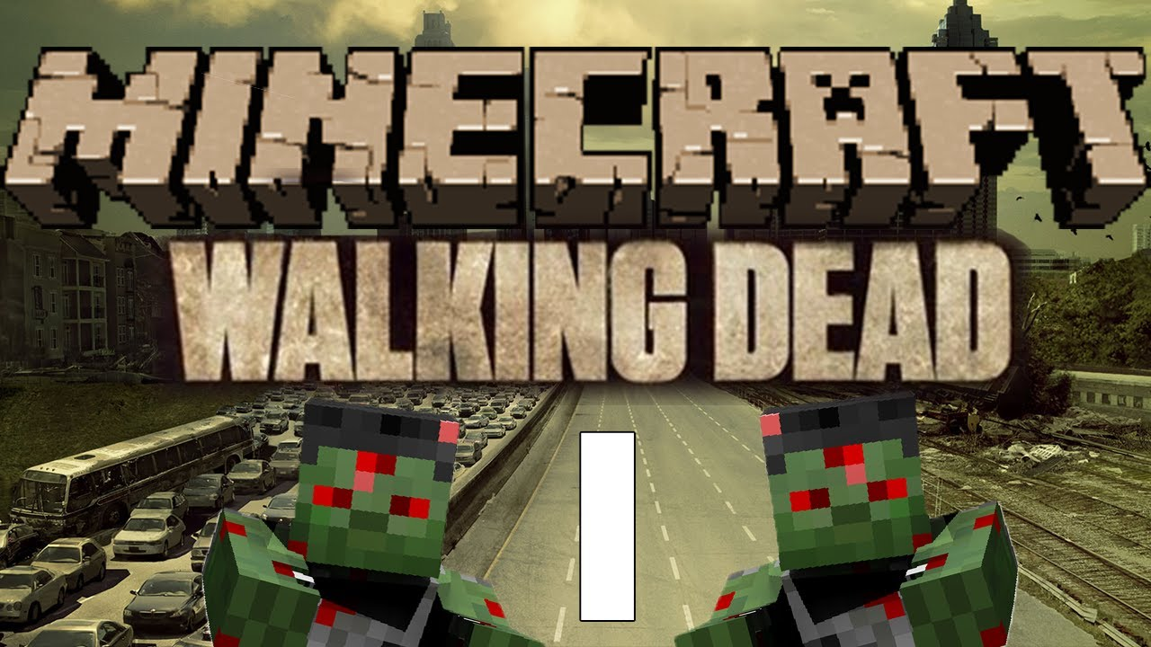 Scuba zombies minecraft walking dead episode 1 youtube for Minecraft crafting dead servers