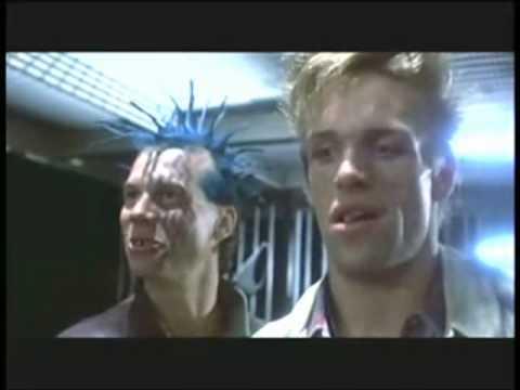 Terminator vs Punks