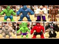 LEGO Marvel Super Heroes 2 - All Big Fig Characters (Showcase)