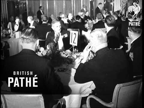 Britain Honours Ike (1949)