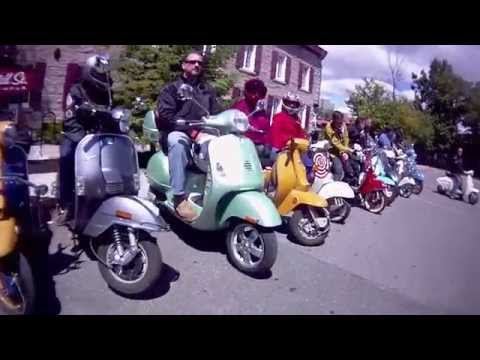 Ottawa Curd Vintage Scooter Rally 2013