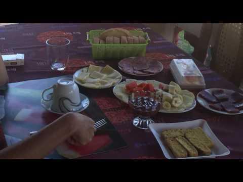 Breakfast en Cuba
