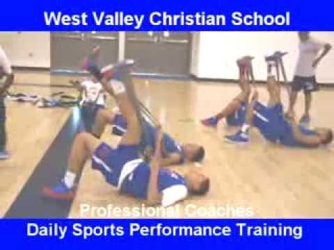WVCS Athletics, Sports Performance Training, San Fernando Valley, near Calabasas and Chatsworth