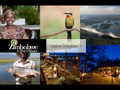 Zimbabwe Tourism, A World of Wonders
