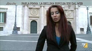 Pinna (espulsa M5S):