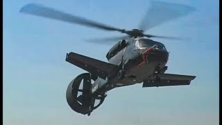 "Piasecki X-49 ""SpeedHawk"" -  vectored thrust ducted propeller (VTDP) experimental helicopter"