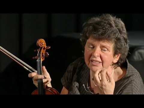 How to play Mozart's first movements of the Concerto for Violin No 3, 4 and 5.