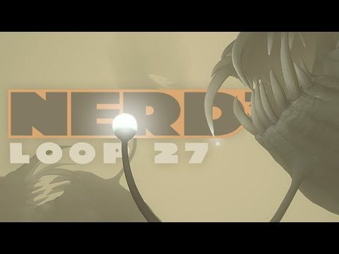 Nerd³ Completes Outer Wilds - Loop 27 - The Anglerfish