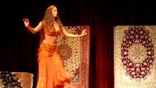 Sadie Belly Dance 2012