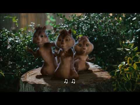 Alvin and The Chipmunks  Only YouFunkyTown Lyrics 1080p HD