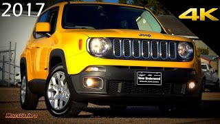 2017 Jeep Renegade - Ultimate In-Depth Look in 4K