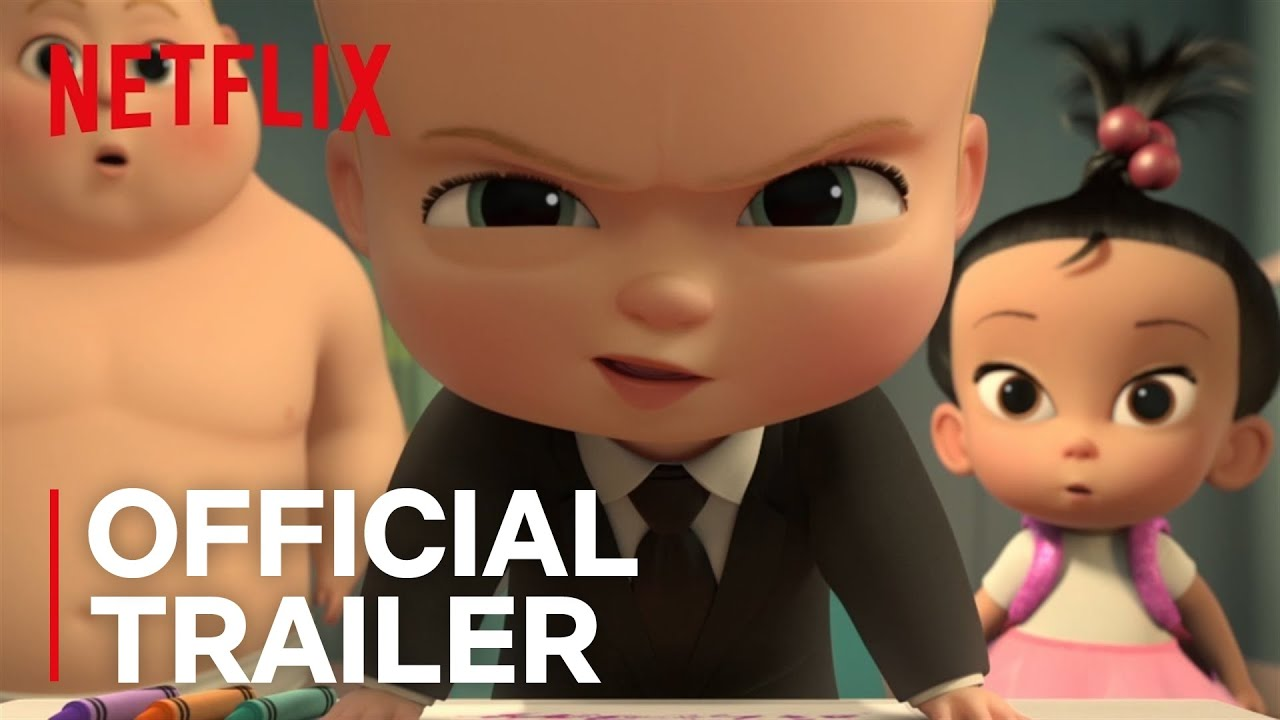 Boss Baby Zurück Im Geschäft The Boss Baby Back In Business Official Trailer Hd Netflix