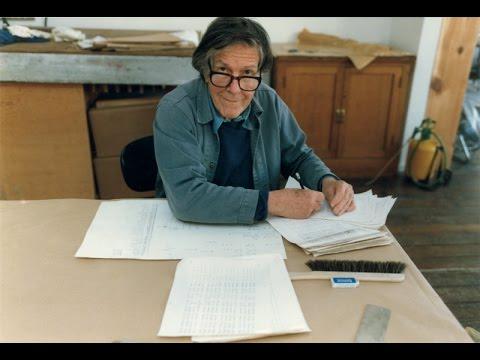 John Cage at Work, 1978-1992 (44 minutes)