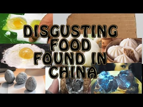 FOODS MADE IN CHINA YOU MUST AVOID FILLED WITH PLASTIC, PESTICIDES AND CANCER CAUSING CHEMICALS