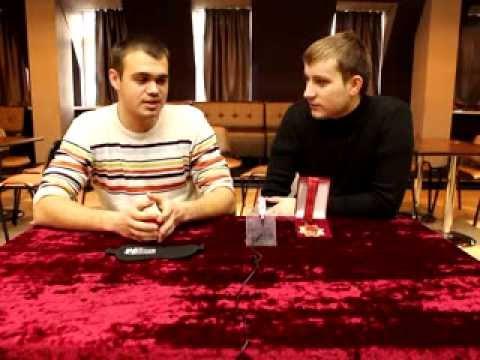 Игра в Мафию в Москве. Первый настоящий клуб для игры в Мафию