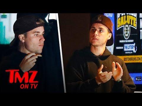 Hailey Baldwin Comforts Devastated Justin Bieber   TMZ TV