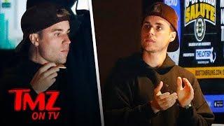 Hailey Baldwin Comforts Devastated Justin Bieber | TMZ TV