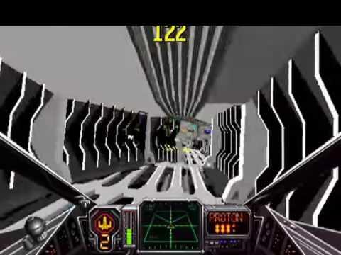 Star Wars Arcade ~1993 Sega Model 1 swa