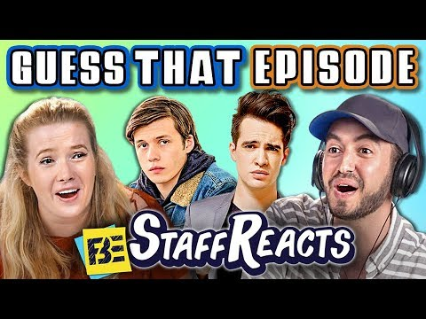Guess That React Episode Challenge (ft. FBE Staff)
