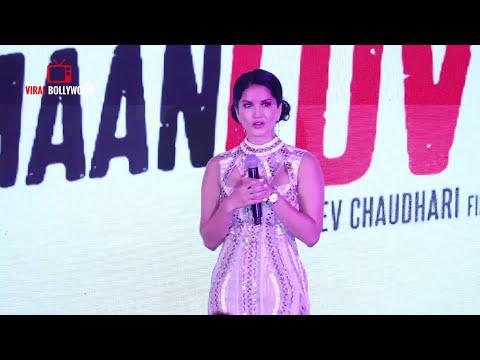 Beiimaan Love Song Launch | Sunny Leone, Rajneesh Duggal
