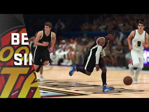 PS4 NBA 2K18 My Career All-Star Weekend Rising Stars Challenge