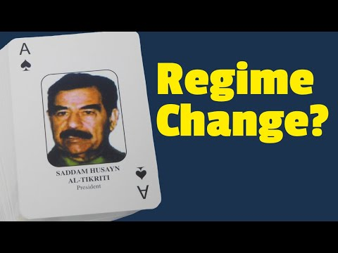 Regime change: good policy tool?